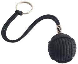 "1-3//8/"" Ball Ultimate Monkey Fist Gorilla Fist Keychain Glass Breaker"